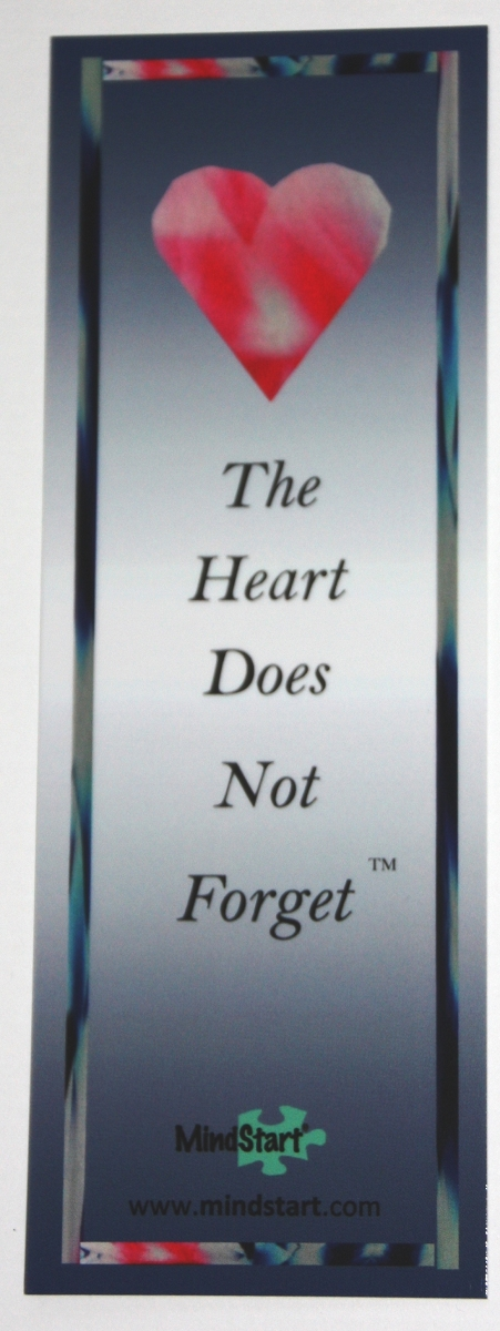 Alzheimer bookmark product
