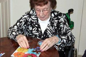 dementia puzzles