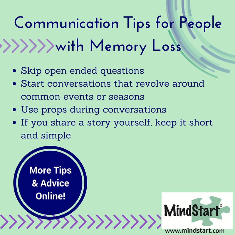 communication tips for Alzheimer's dementia