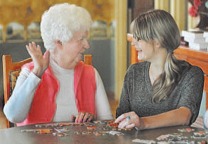 Activities in Dementia Care