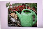 Garden puzzle for Alzheimer's